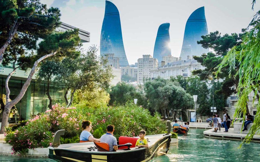 اذربيجان سياحة
